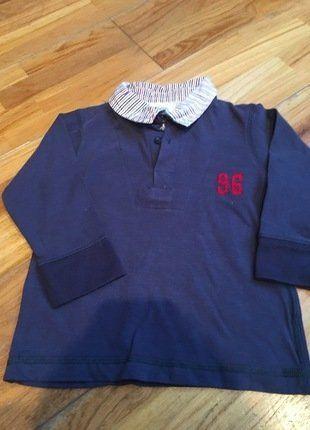 À vendre sur #vintedfrance ! http://www.vinted.fr/mode-enfants/chemises-et-t-shirts-polos/36121079-polo-obaibi