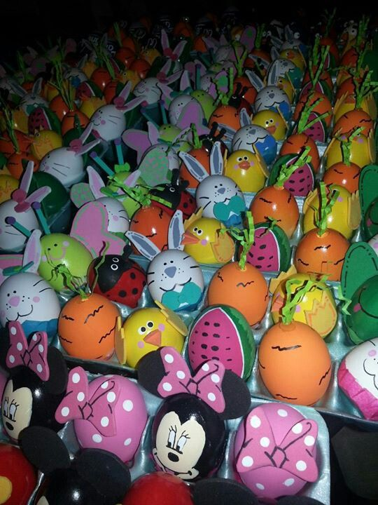 #cascarones #eastereggs #easter $1 each! For any occasion :)