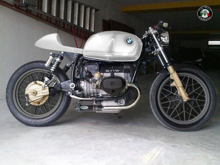 Bmw vintage cafe racer