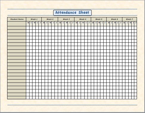 The 25+ best Attendance sheet in excel ideas on Pinterest Binder - employee record form