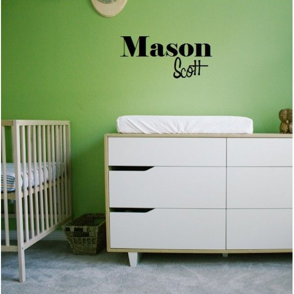 574 best Green Baby rooms images on Pinterest   Babies nursery, Guys and  Nurseries
