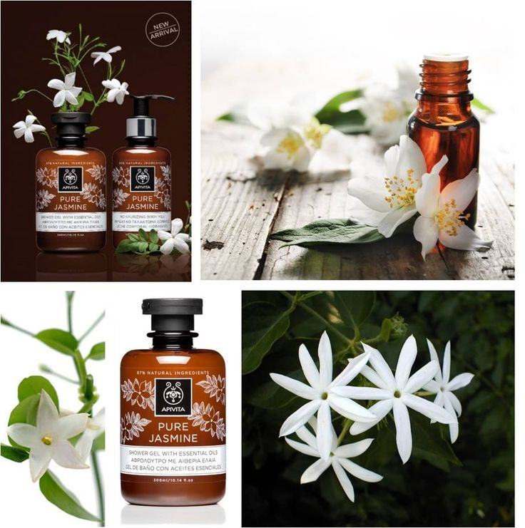 Sweet #jasmine fragrance &  a velvety #soft #skin with a  #luxurious sensation of #wellbeing! Inspired by the principles of aromatherapy #PureJasmine #natural #bodycare