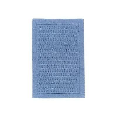 "Mainstays Dylan Nylon Rug Collection-Blue Corduroy-30"" X 46"""