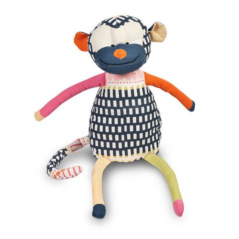 Manuel the Monkey Toy