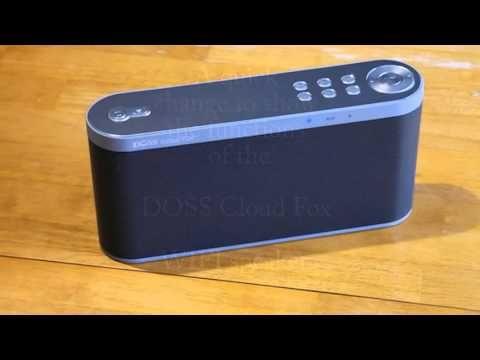 DOSS Cloud Fox  Wireless Wi-Fi music Speaker system