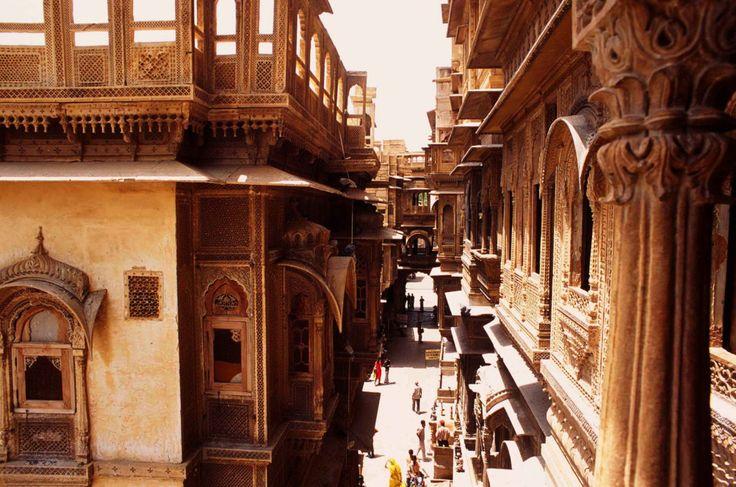 Haveli of Devta Shridharji, Kota -India