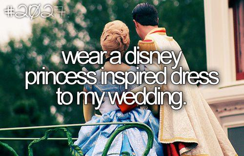bucket list: wear a disney princess inspired dress to my wedding.: Disney Wedding, Princesses Dresses, Wedding Dressses, Buckets Lists Disney, Ariel Bucketlist3, Disney Princesses, Ariel Buckets Lists 3, Disney Dresses Wedding, Beforeikickthebucket Lists