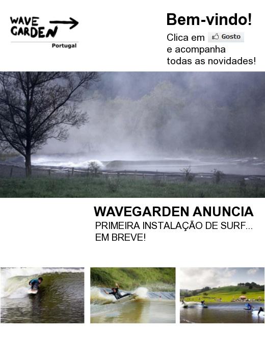 wavegarden Portugal