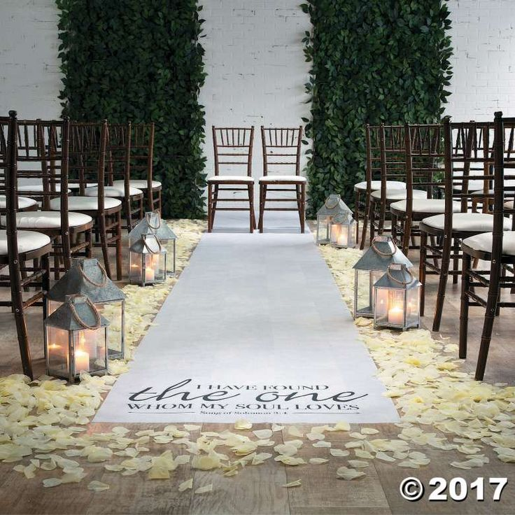 Best 25+ Wedding Aisle Runners Ideas On Pinterest
