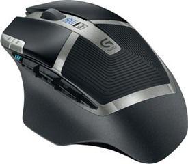 Logitech G602 für 49€ - kabellose Gaming-Maus *UPDATE*