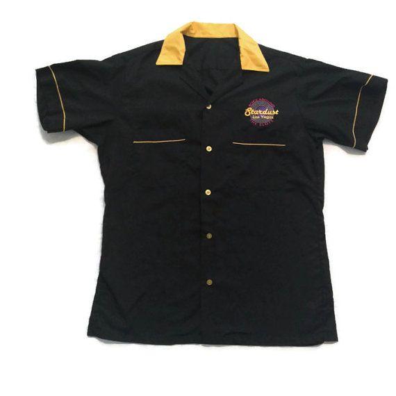 Las Vegas Nevada Stardust Bowling Shirt Vintage by RetroFreshTees, $28.00