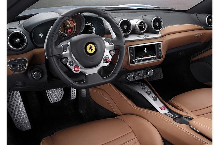 フェラーリ・カリフォルニアTは、限られた男のデイリー・ユース|モーターショー - 自動車(高級車・スポーツカー)|GQ JAPAN