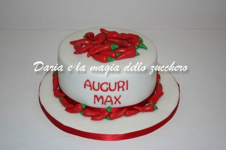 #Torta peperoncini #Pepper cake #Peperoncini #Pepper