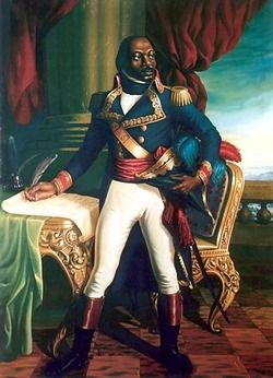 "Bad@ss of the Week: Toussaint L'Ouverture -  leader of the Haitian Revolution. Died in a French Prison, Fort-de-Joux, April 7, 1803.     Louverture told his captors. ""In overthrowing me, you have cut down in Saint-Domingue only the trunk of the tree of liberty.""  ""It will spring up again by the roots, for they are numerous and deep."""