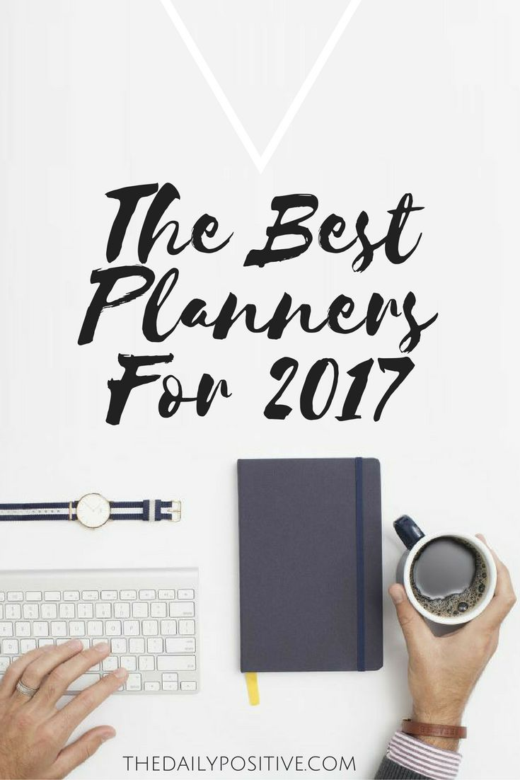 Do you LOVE planning, or are trying to make a change to a more organized and purposeful life? Then we have a great list of planners for you!