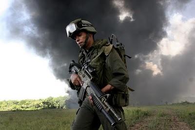 COMANDOS JUNGLA - POLICIA ANTINARCOTICOS DE COLOMBIA | Policias del Mundo