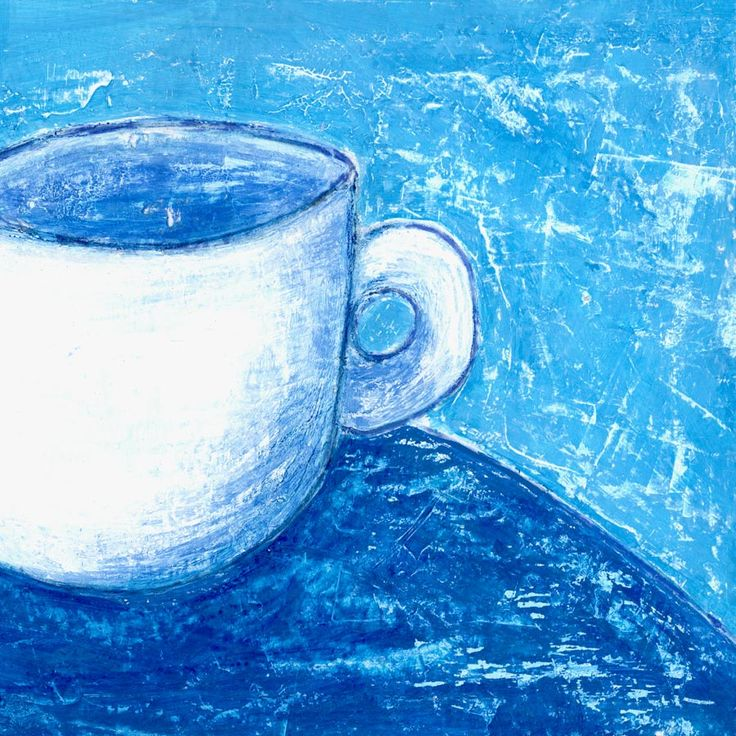 How do you take your Greek Coffee? This one is sketo - which is the sugar-free, hardcore version! Original art, giclee prints and top notch canvas reproductions, all inspired by Greece and the sunny Mediterranean  Gill Tomlinson Art.