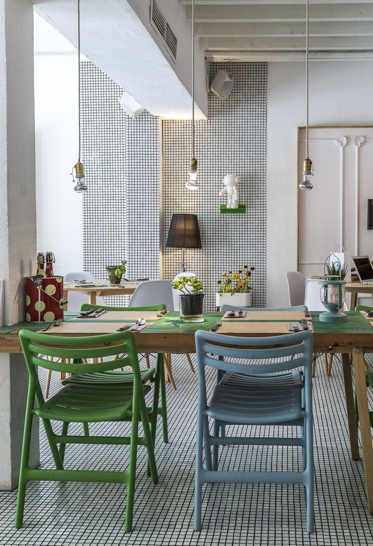 Bros - stylish eatery in Palma de Mallorca #wallpaper #foodie