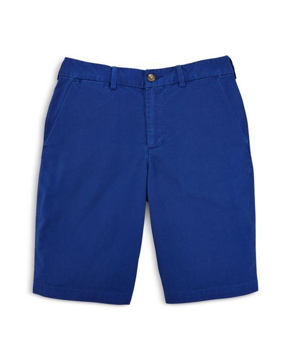 Ralph Lauren Boys' Cotton Oxford Shorts - Sizes 8-20
