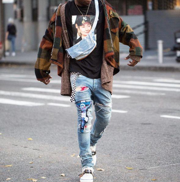 438 best Urban Fashion Menswear images on Pinterest