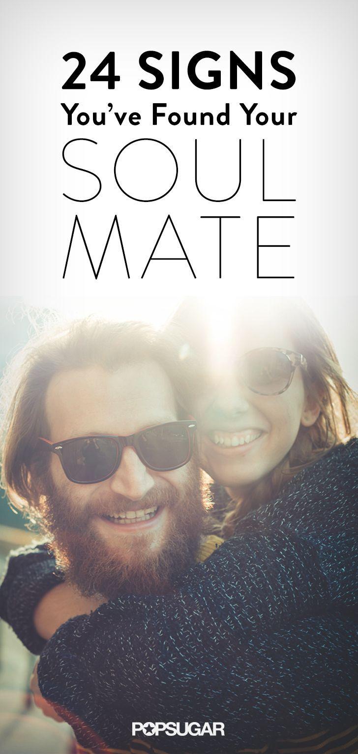 Signs You've Found Your Soul Mate | POPSUGAR Love & Sex