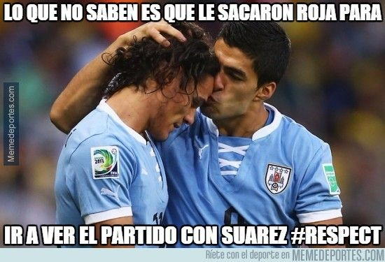 Los mejores memes del partido Chile vs Uruguay (Copa América 2015) - Oye Juanjo!