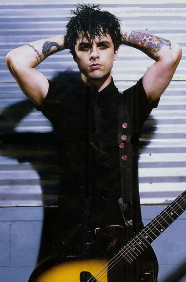 There will always be a special place in my heart for you, Billie Joe Armstrong <3333