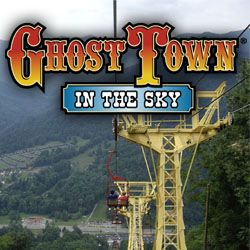 Ghost Town In The Sky | North Carolina Smoky Mountain Amusement Park