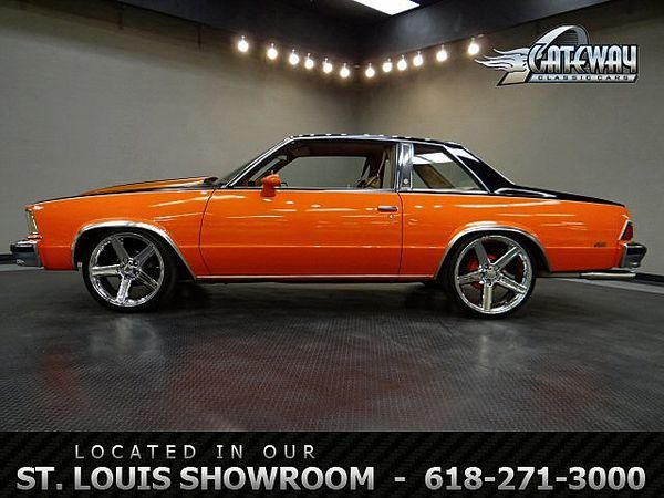 78 malibu | 78 Chevy Malibu For Sale. Paint job is d'bomb.....not liking the wheels so much.
