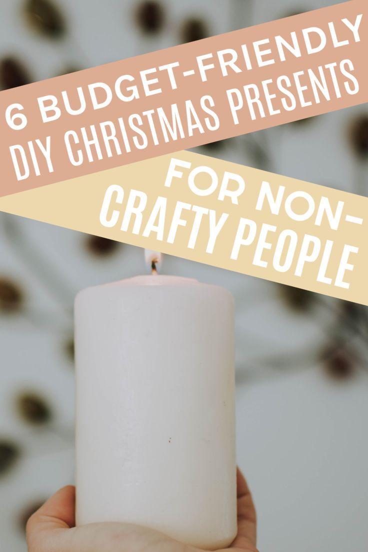 6 Diy Christmas Presents You Can Make On A Budget Christmas Present You Can Make Diy Christmas Presents Christmas Diy