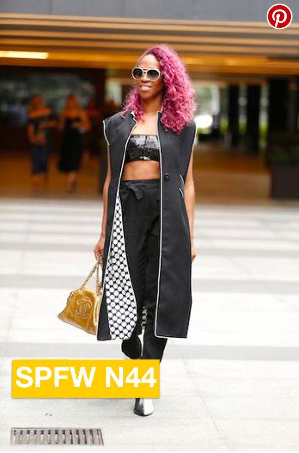 Saiba quais são as tendências fashion mais populares do SPFW N44