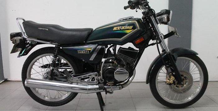 Tips Beli Yamaha RX-King 2001, Harga Rp 9 Jutaan