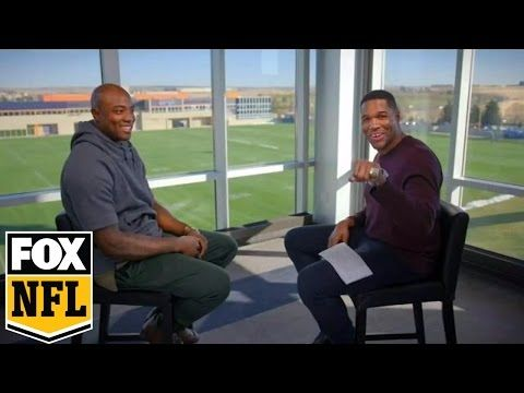 DeMarcus Ware and Michael Strahan discuss the Broncos winning Super Bowl 50 | FOX NFL SUNDAY