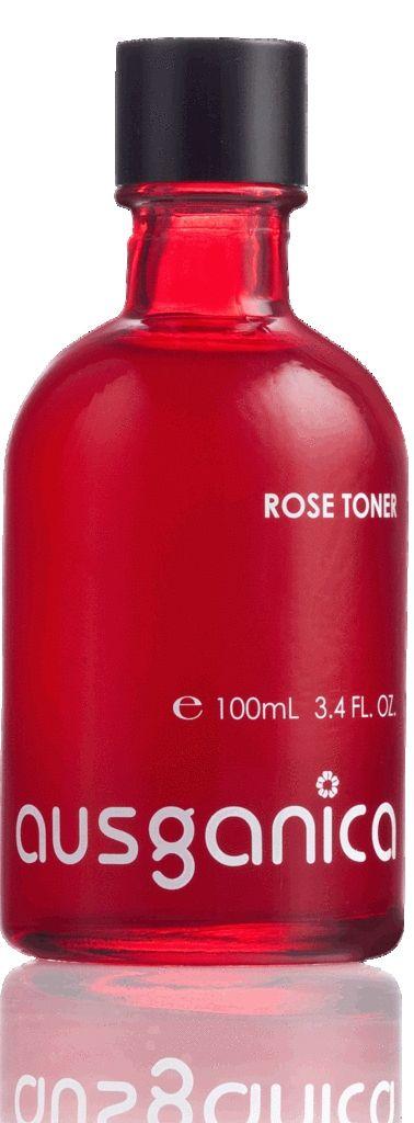 Ausganica Rose Toner 100 ml.