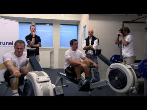 Sailing in the Gym