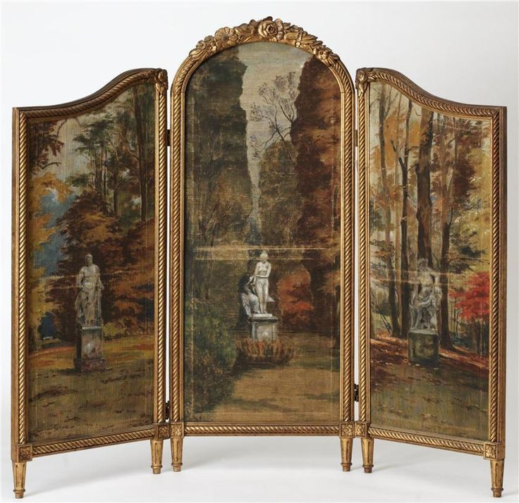 31 Best Vintage Folding Screens Images On Pinterest