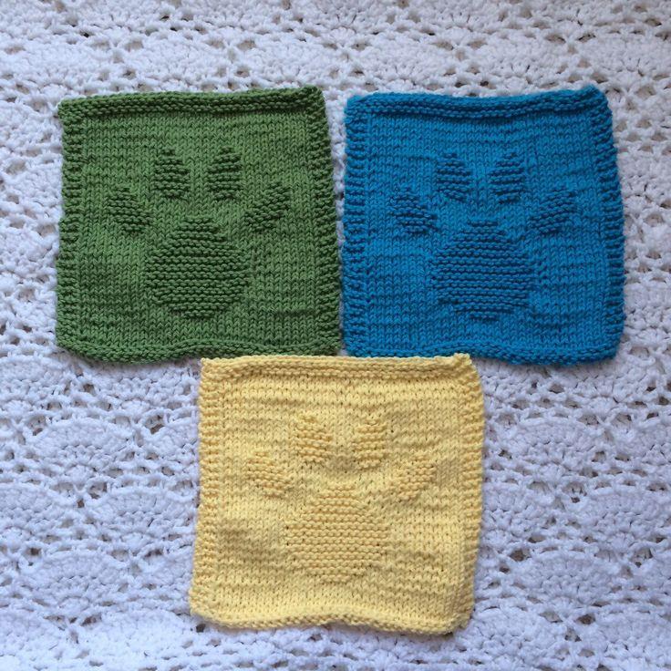 1000+ images about dishcloths on Pinterest Dishcloth knitting patterns, Pot...