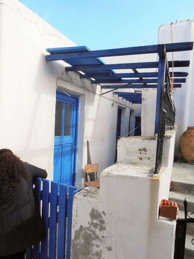 C91  SCOPAS PAROS REAL ESTATE IMMOBILIERE MAISON CASE