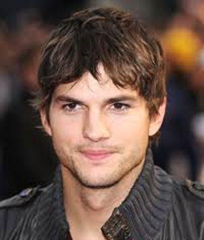 Ashton Kutcher, Age 36.