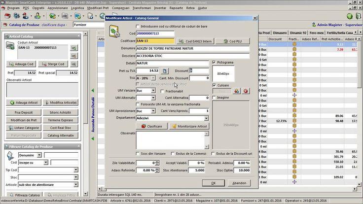 Ați aflat ce functionalități noi aduce versiunea 14.0.0.117 #SmartCash RMS? Iată câteva indicii: - Configurarea și utilizarea noului modul de export către WizCount; - Aplicarea promoțiilor de la vânzarea prin POS și la vânzarea cu amănuntul în sistemul SmartCash. - Aplicarea promoțiilor combinate și pe comenzile de livrare Click să aflați mai multe din acest #tutorial #video! #retail
