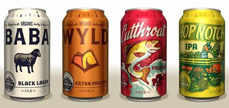 Craft Beer Branding Wars: 10 Breweries That Have Stepped Up Their Packaging Game