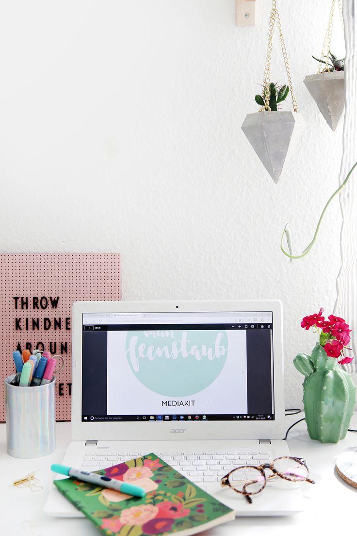 Tipps für Blogger: Darum brauchst du ein Mediakit für deinen Blog - vermeide meine Fehler und lies meine wichtigsten Tipps rund ums Mediakit!
