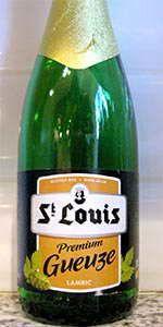 St. Louis Gueuze Lambic | Brouwerij Van Honsebrouck N.V. | BeerAdvocate