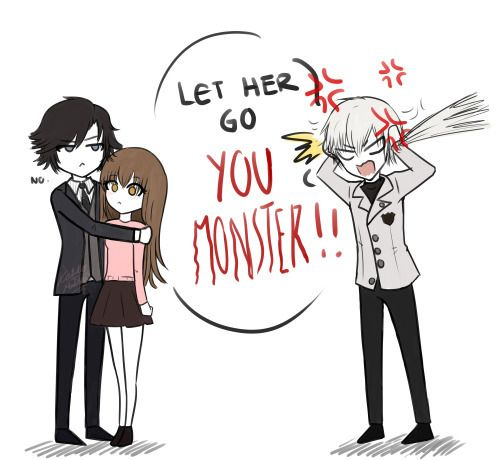 Immagine di anime, messenger, and mystic