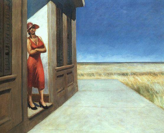 Bien-aimé Les 69 meilleures images du tableau Edward Hopper sur Pinterest  XZ24