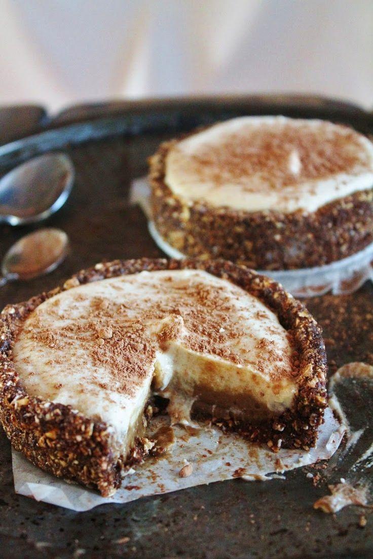 This Rawsome Vegan Life: CHOCOLATE MOUSSE TARTS with LEMON CASHEW CREAM