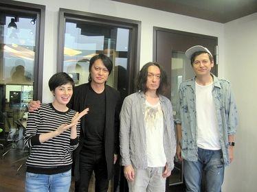 BUCK-TICK | COUNTDOWN JAPAN(カウントダウン ジャパン) - ジョージ・ウィリアムズ・ホラン千秋- TOKYO FM 80.0MHz -