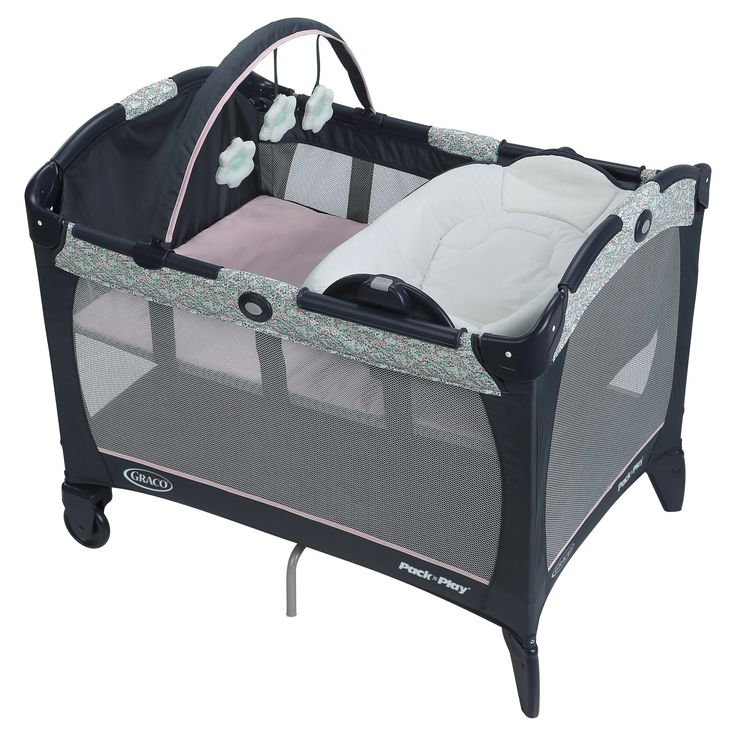 Graco Pack 'n Play Playard with Reversible Napper and Changer - Hannah