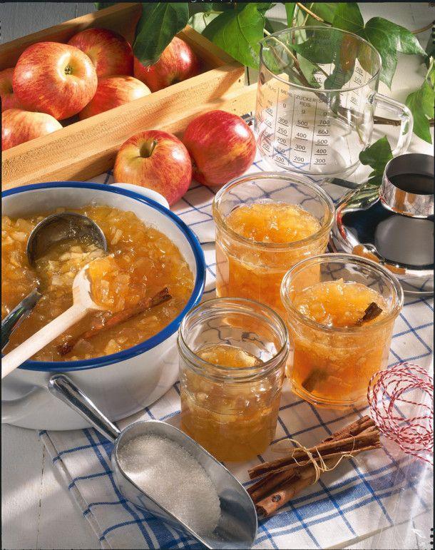 Unser beliebtes Rezept für Apfel-Honig-Marmelade und mehr als 55.000 weitere kostenlose Rezepte auf LECKER.de.