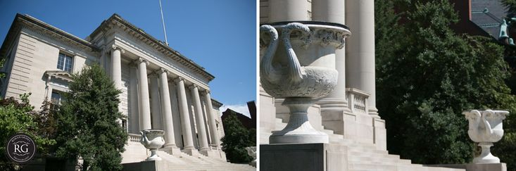 at Carnegie Institution for Science exterior
